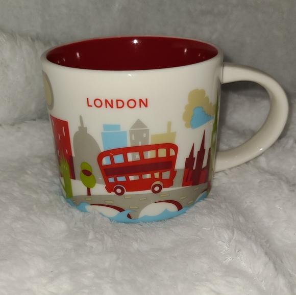 Starbucks   You Are Here Collection   London Mug
